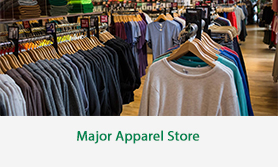 Major Apparel Store