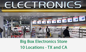 Big Box Electronics Store